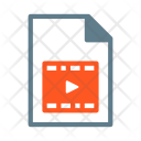 Video Movie Wmv Icon