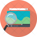Video Search Tools Icon
