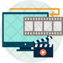 Video Editing Technology Icon
