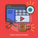 Video Technology Website Icon