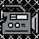 Video Camera Capture Icon