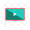 Computer Science Video Icon