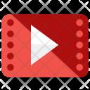Video Player Movie Icon