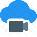 Cloud Video Player Icon
