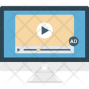 Video Ad Icon