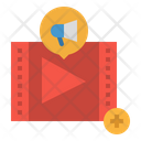 Video Ads Icon