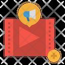 Video Ad Creator Icon