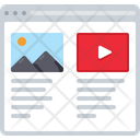 Video And Image Comparison Details Image Icon