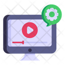 Video Automation Icon