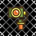 Video Blogging Icon