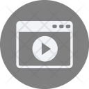 Video browser Icon