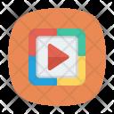 Video button Icon