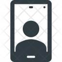 Call Screen Online Icon