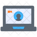 Video Call Video Calling Webcam Icon