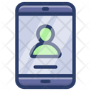 Video Call Online Communication Online Conversation Icon