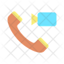 Talkingm Video Call Call Icon
