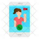 Call Phone Tablet Icon
