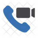Video Call Phone Icon