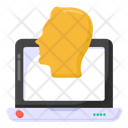 Online Call Video Call Internet Call Icon