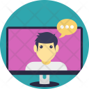 Video Call Application Icon
