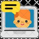 Stayhome Quarantine Self Isolation Icon