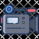 Video Cam Icon