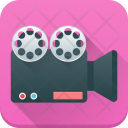 Video Camera Videography Icon