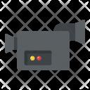 Movie Camera Film Icon