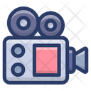 Video Camera Photography Equipment Photoshoot Tool Icon