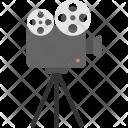 Cinema Symbol Video Icon