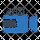 Camera Video Gadget Icon