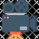 Movie Camera Camera Recording Icon