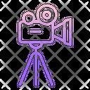 Artboard Video Camera Camera Icon