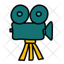 Filming Camera Video Icon