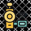Video Camera Camera Laptop Icon
