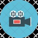 Camera Cinema Movie Icon
