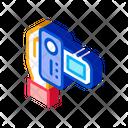 Video Camera Gadget Icon