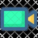 Camera Video Shooting Icon
