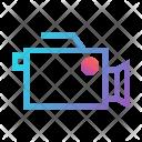Video Camera Recording Icon