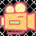 Camera Video Cinema Icon