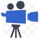 Clip Film Video Icon