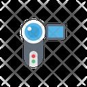 Camera Recording Ads Icon