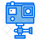 Action Camera Gadget Icon