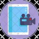 Video Camera Camera Video Icon