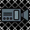 Camera Video Video Record Icon