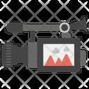 Video Camera Camera Recorder Icon