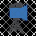 Camera Movie Shooting Icon