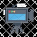 Camera Movie Recording Icon