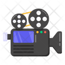 Movie Camera Camera Recording Camera Icon