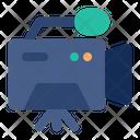 Video Camera Camera Film Icon